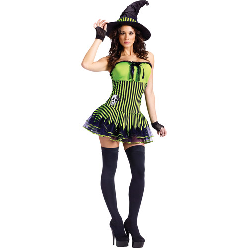 Rockin' Witch Adult Halloween Costume
