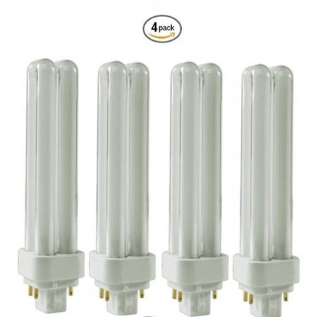 GENERIC BULBS FOR Panasonic FDS18E35/4 18W Quad-Tube Fluorescent Lamp - 3500K - 4 PACK! - Panasonic Fluorescent Lamp
