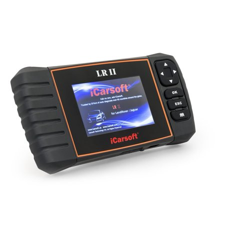 iCarsoft LRII for LandRover / Jaguar Scan Tool (Icarsoft Wifi Obd Multi Scan Tool I610)