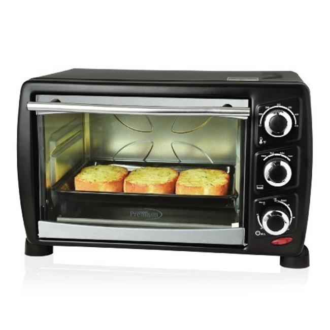 6-Slices Toaster Oven by Precision Trading Corp