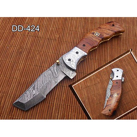 Folding knife Tracker blade knife 8