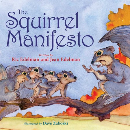 The Squirrel Manifesto - Sandy The Squirrel Spongebob