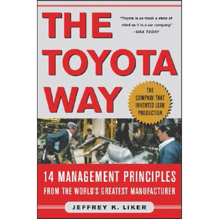 The Toyota Way (Hardcover)