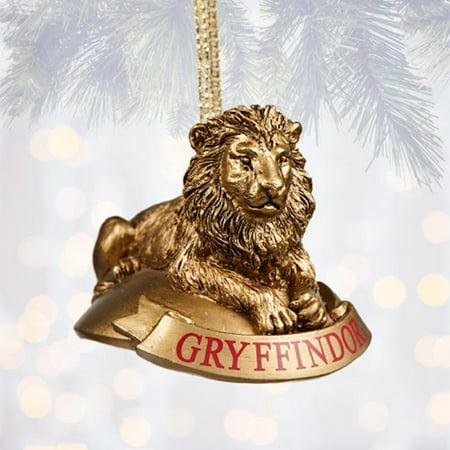 Harry Potter Christmas Ornaments Universal Studios.Universal Studios Harry Potter Gryffindor House Icon Mascot Christmas Ornament