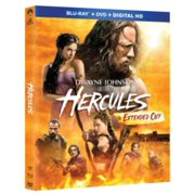 Hercules (2014) (Blu-ray + DVD + Digital Copy) by