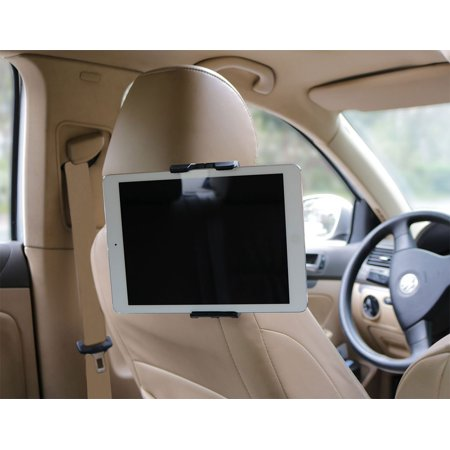 2 In 1 Tablet And Cellphone Adjustable Universal Car Headrest Mount Holder Car Cradle For Apple Ipad Series And Samsung Note  Motorola Xoom  Ship From Usa  Brand Otisa