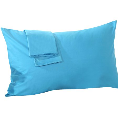 egyptian cotton pillow cases pillowcases cover king queen size. Black Bedroom Furniture Sets. Home Design Ideas