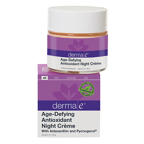 Derma E Age-Defying Night Cream, 2 Oz
