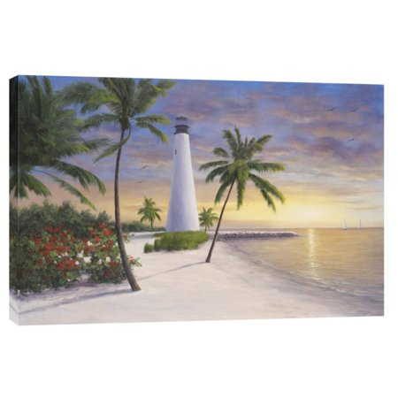 Global Gallery Lighthouse - Key Biscayne Wall -