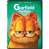 Garfield The Movie (DVD + Digital HD)
