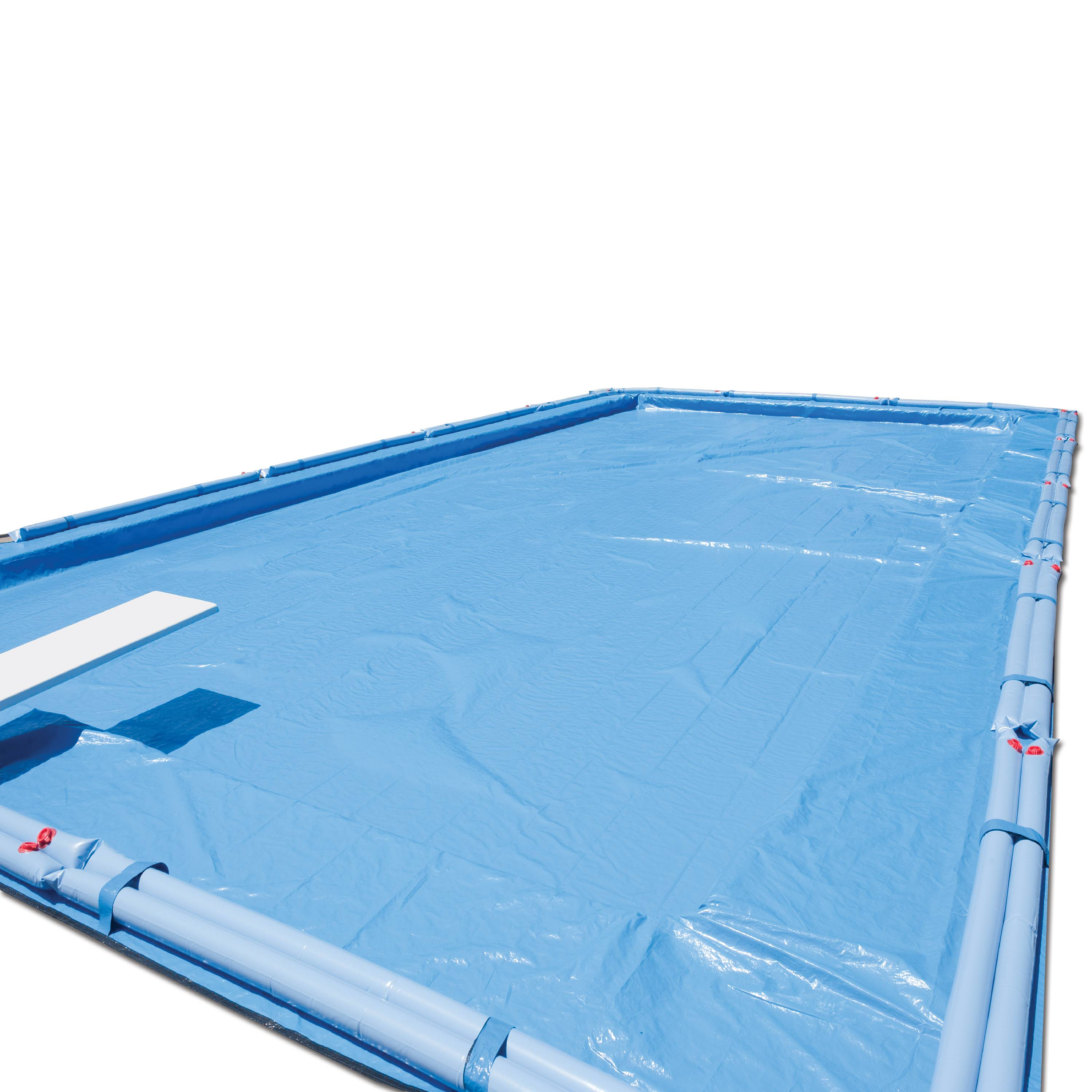 12-Year 12 x 24 ft. Rectangle Ultimate In Ground Pool Winter Cover