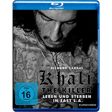 Khali the Killer (2017) ( Khali, the Killer - Leben und sterben in East L.A. ) [ NON-USA FORMAT, Blu-Ray, Reg.B Import - Germany ] - Halloween Usa 2017 Date