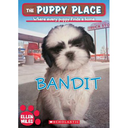 The Puppy Place #24: Bandit - eBook