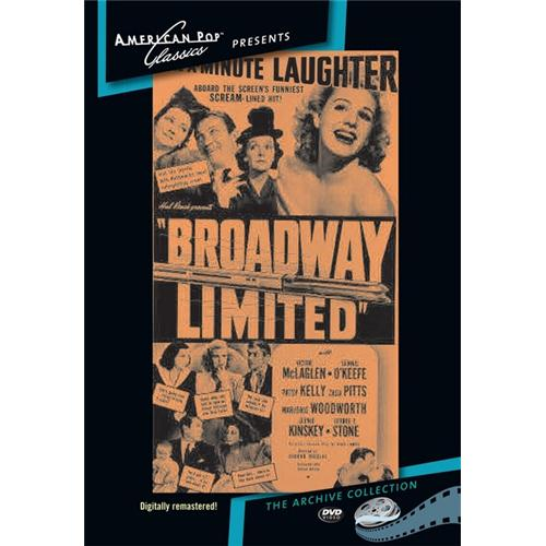 Broadway Limited DVD Movie 1942 by