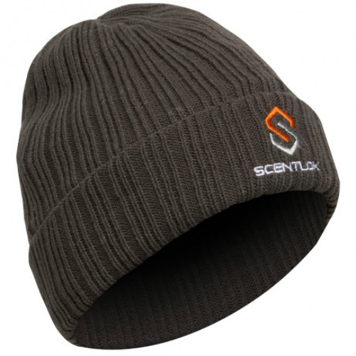 Scentlok Carbon Alloy Knit Cuff Beanie - Charcoal Carbon Alloy Knit Cuff Beanie