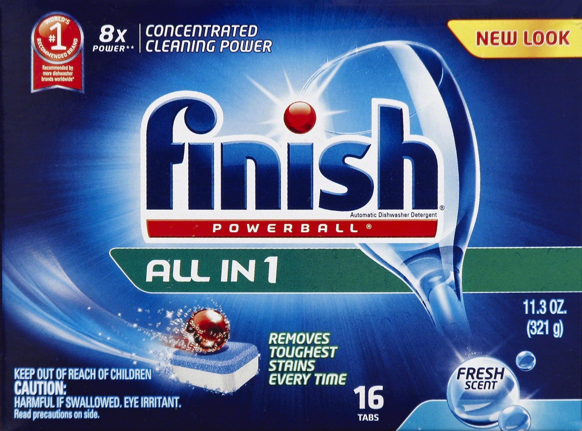 affresh Dishwasher Cleaner, 3 count - Walmart.com