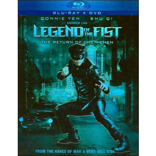 Legend Of The Fist: The Return Of Chen Zhen (Blu-ray) (Widescreen)
