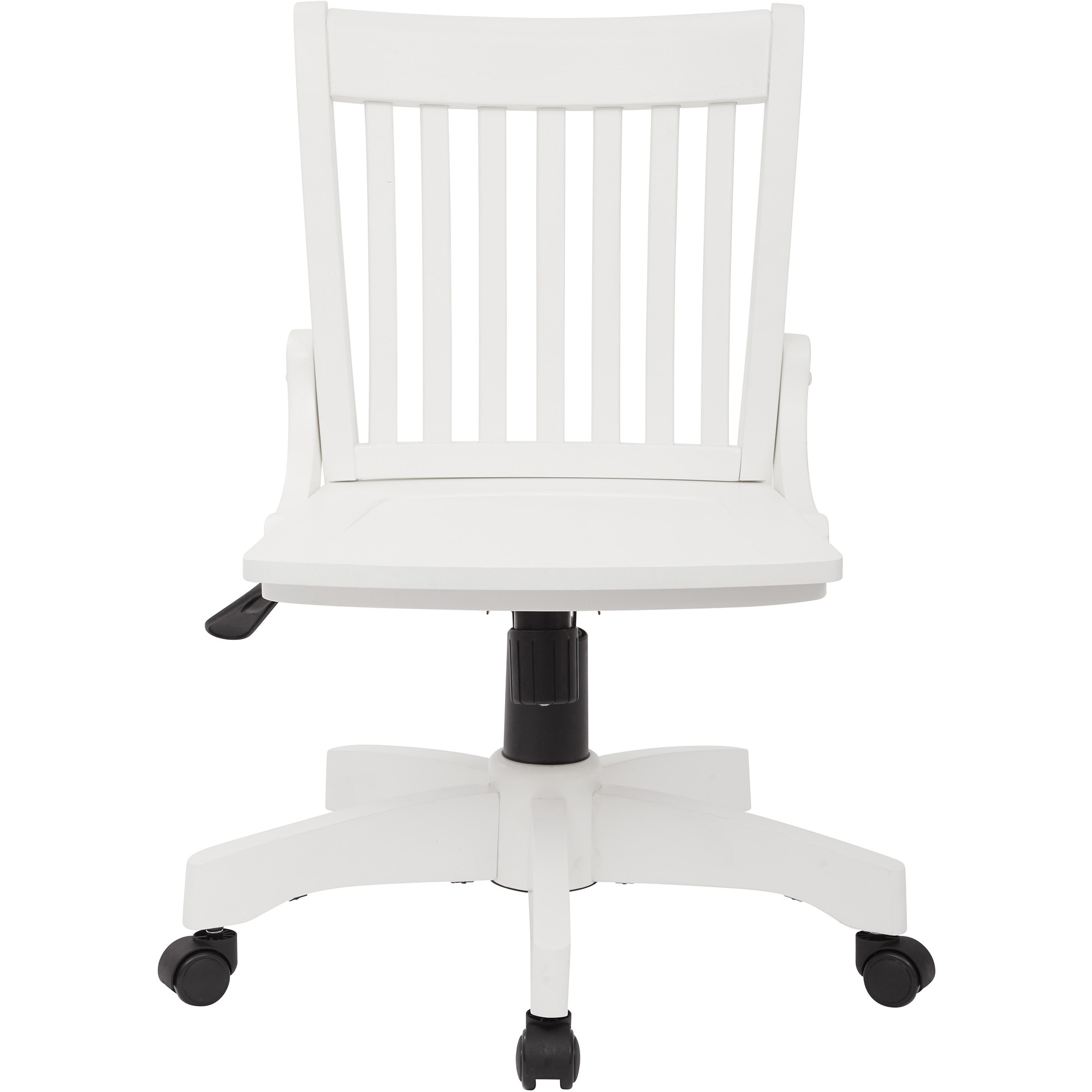 fice Star Products Deluxe Wood Banker s Chair Multiple Colors