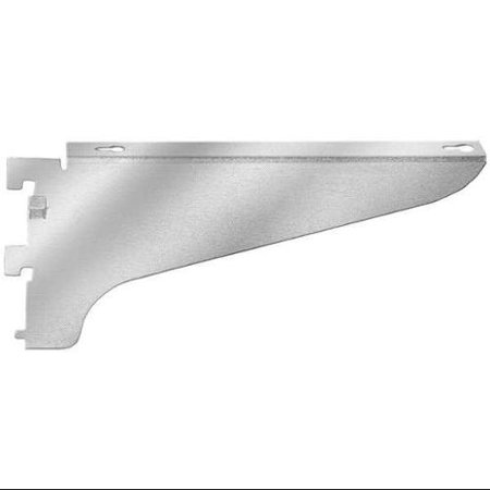 Shelving Bracket, Right Flange, Silver ,Reeve,