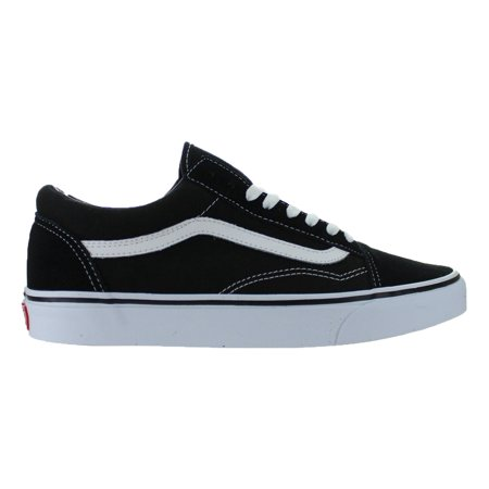 vans unisex old skool black/white skate shoe 10.5 men us - Unusual Vans Shoes