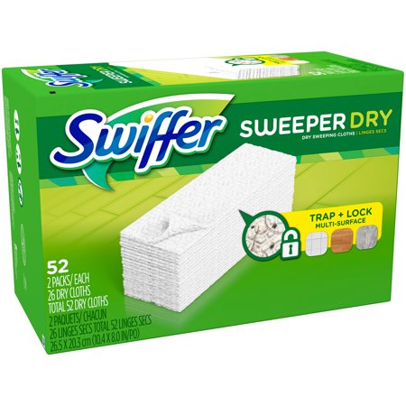 Swiffer Sweeper Dry Sweeping Pad Multi Surface Refills