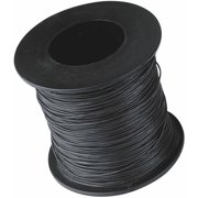 Pleather Cording, Black, 75-Yard Spool
