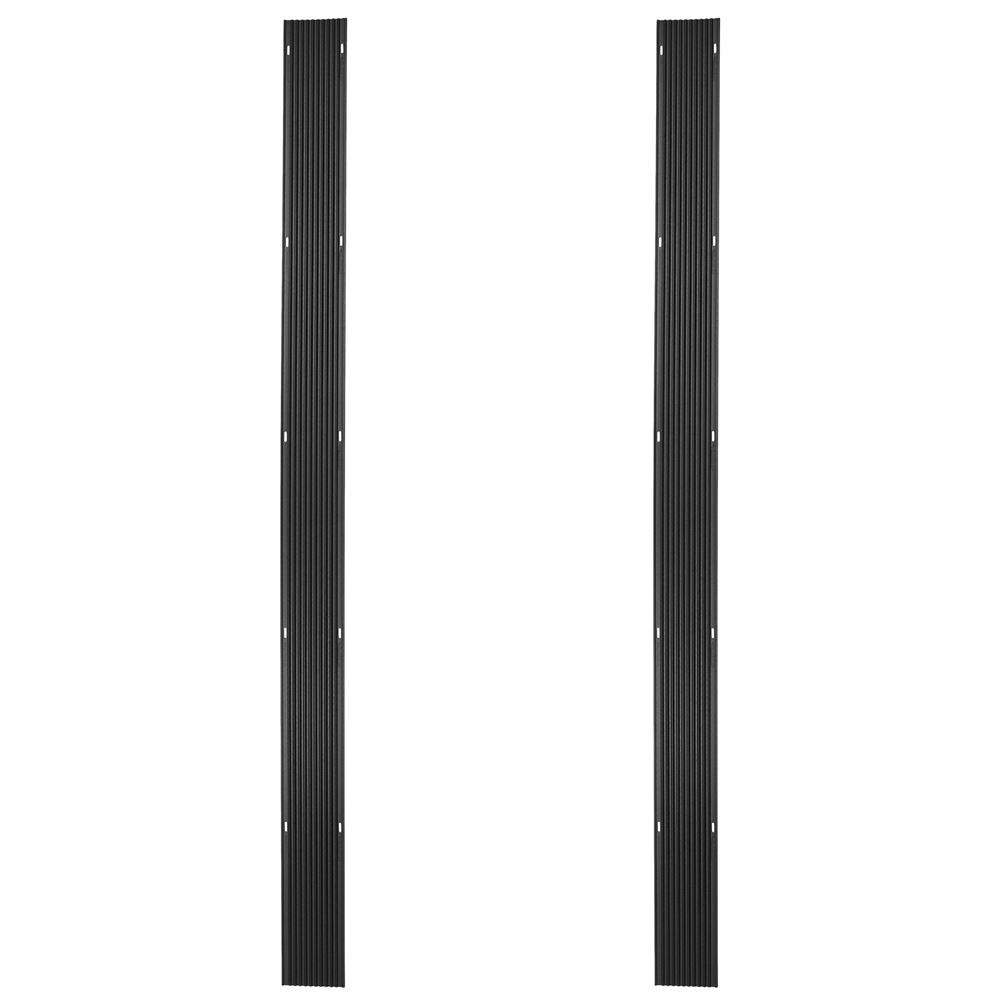 8ft. Snowmobile Ski Carbide Glide Protector Guides-2 Pack by Discount Ramps