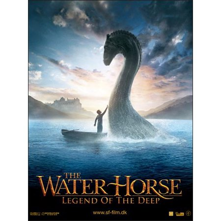 The Water Horse: Legend of the Deep (2007) 11x17 Movie Poster (Danish)