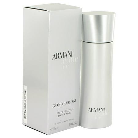 Armani Code Ice By Giorgio Armani Walmartcom