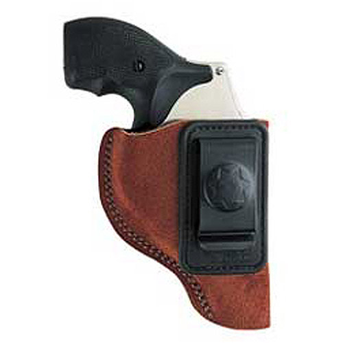Bianchi Model #6 Inside the Pant Holster, Fits Glock 19 23 36, Right Hand, Suede by Bianchi