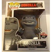 2015 NY Comic Con Black & White Pop! Godzilla #239 Limited Edition