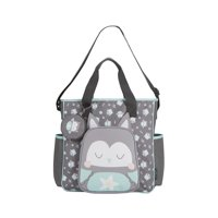 Baby Boom Owl Face Tote Diaper Bag