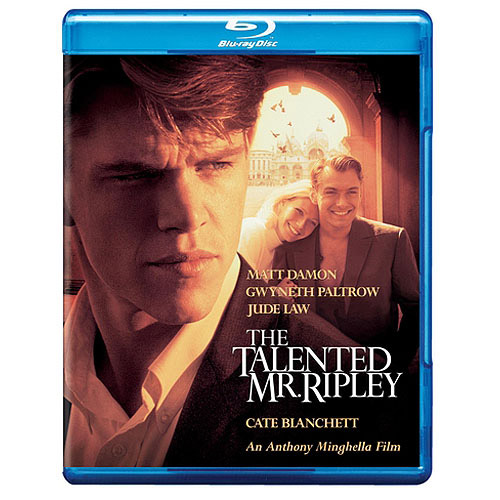 The Talented Mr. Ripley (Blu-ray) (Widescreen)