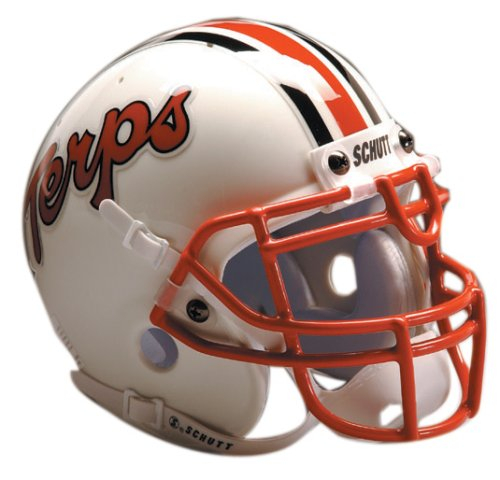 Maryland Terrapins Schutt Mini Helmet
