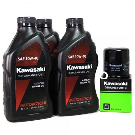 2013 kawasaki ninja 300 oil change kit (2013 Kawasaki Ninja 300)