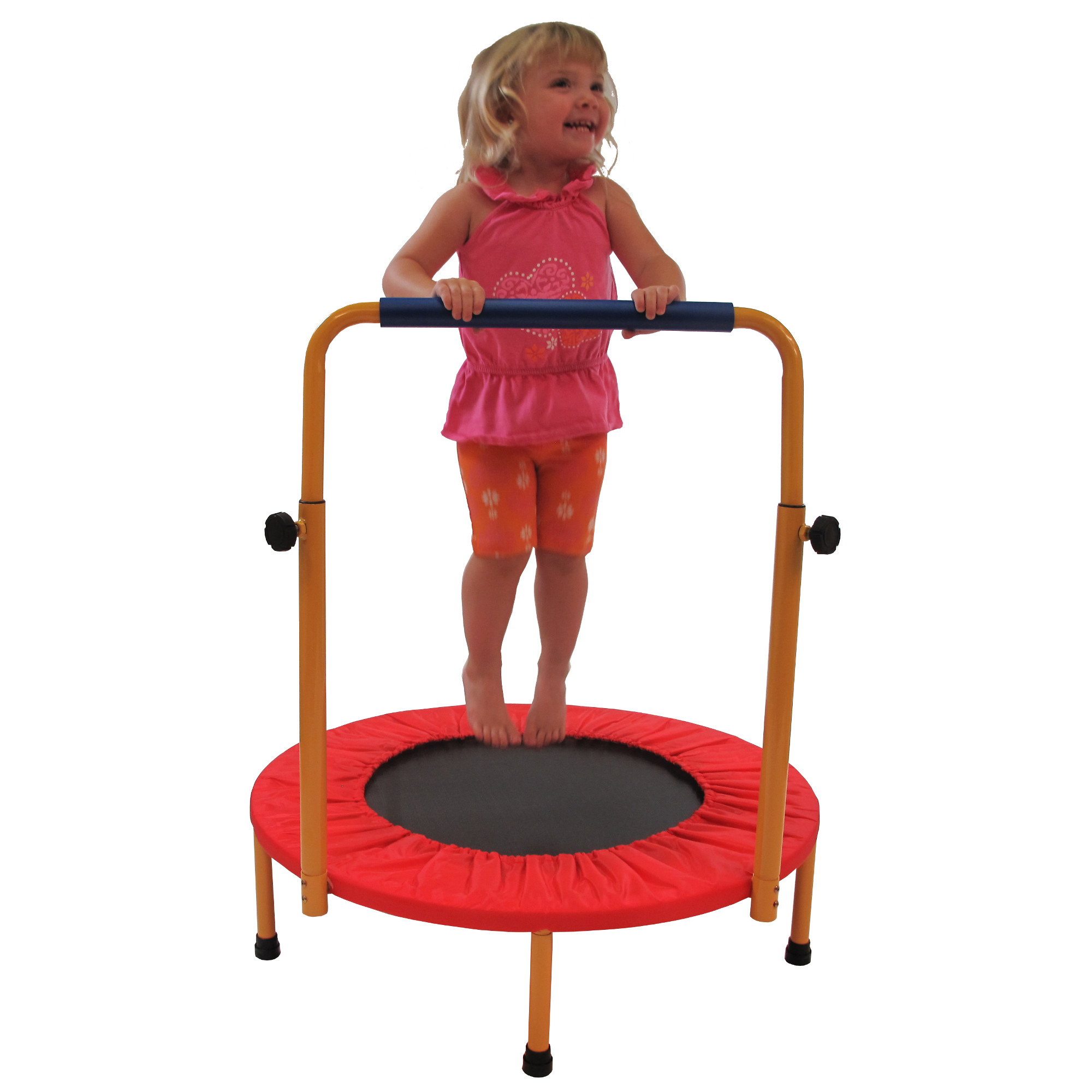 Fun and Fitness for Kids Trampoline by W.C. Redmon Co.