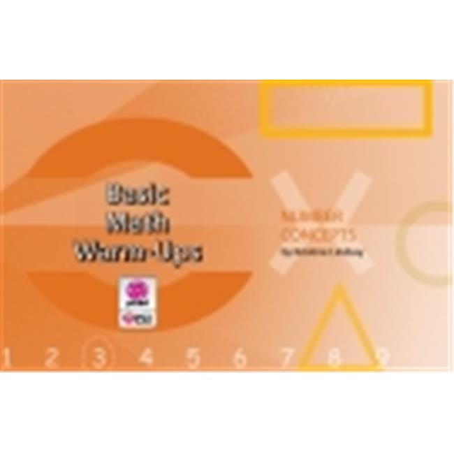 PCI Educational Publishing Number Concepts Basic Math Pra...