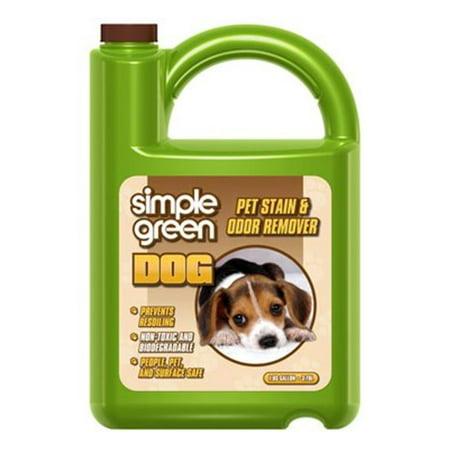 2010000415302 Dog Odor Remover, Gallon - image 1 of 1
