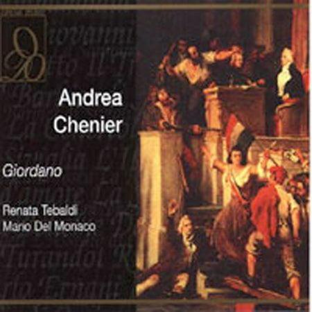 Giordano   Andrea Chenier