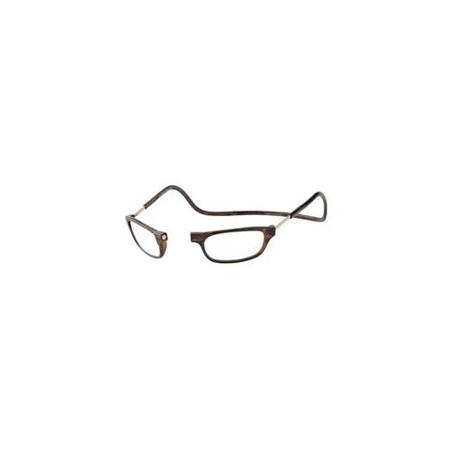 Clic Goggles 300 Tortoise Reading Glasses Magnetically - Tort - TORT 300