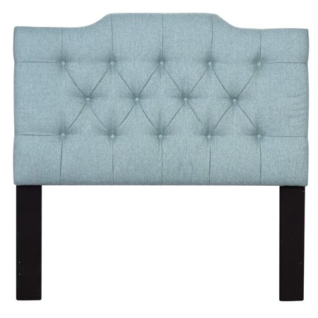 Pulaski Saddle Back Tufted King Panel Headboard