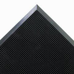 Dor O-matic Door - Crown Mat-A-Dor Entrance/Scraper Mat, Rubber, 24 x 32, Black (MASR42BK)