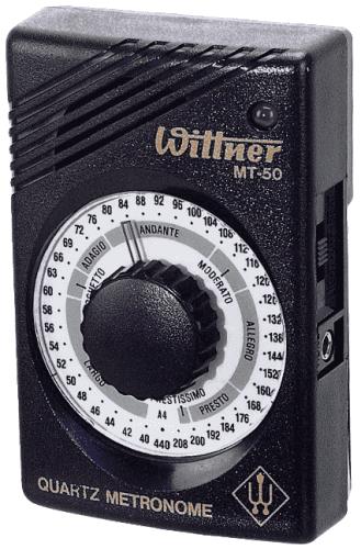 Wittner MT50 Quartz Metronome by Duckjean Enterprise Co.