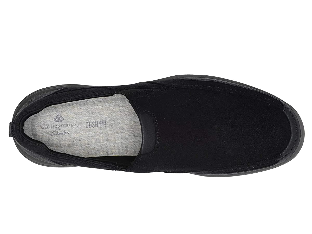 Mens Clarks Stylish Casual Slip-On Shoes /'Step Stroll Edge/'