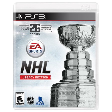 Nhl Collectors - Ea Nhl Legacy Edition - Sports Game - Playstation 3 (36878)