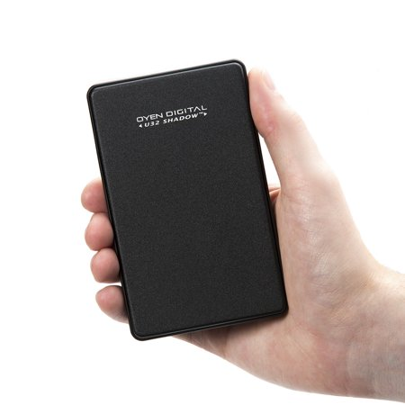 U32 Shadow 1TB USB 3.1 External Hard Drive for Sony Playstation 4