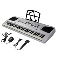 54 Key Electric Keyboard with Microphone Recording