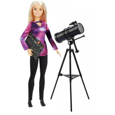 Barbie National Geographic Astronomer Playset