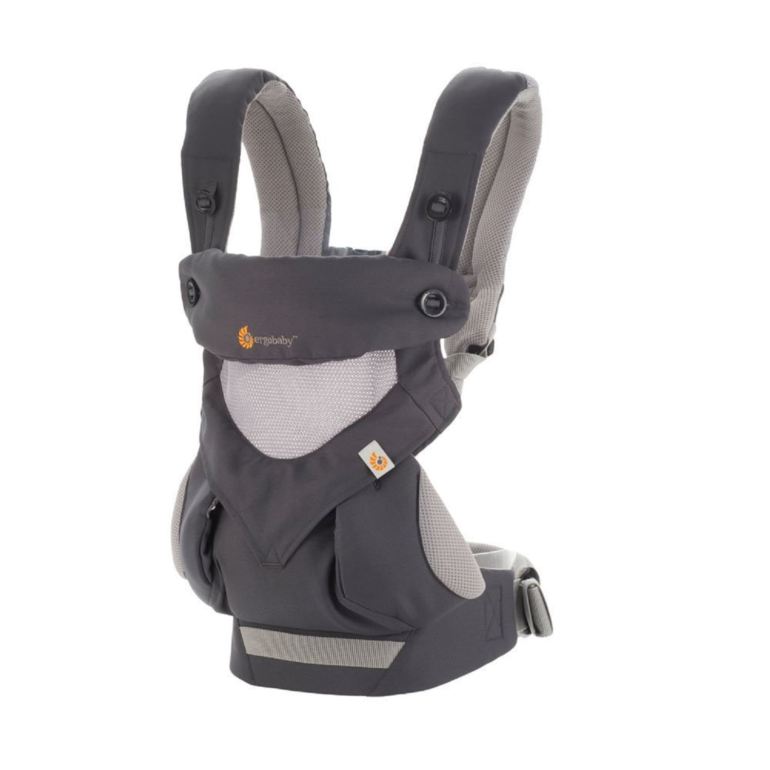 Ergobaby 360 All Carry Position Ergonomic Baby Carrier-Grey by Ergo Baby