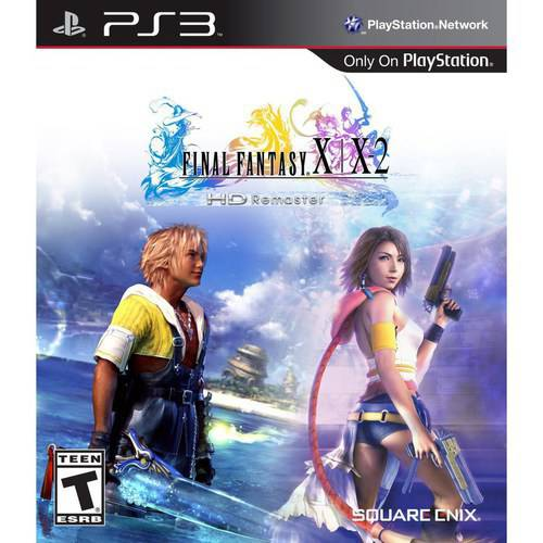 Final Fantasy X / X-2 HD Remaster Limited Edition (PS3)